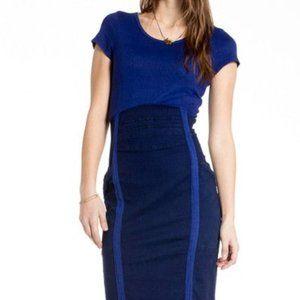 PRAIRIE UNDERGROUND pencil dress with pockets!